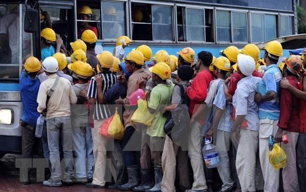 Malasia se esfuerza por mejorar las condiciones de vida de los trabajadores extranjeros hinh anh 1