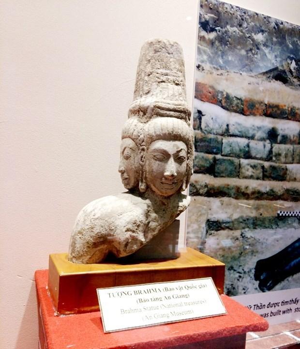 Presentan culturas etnicas y tesoros nacionales de Vietnam hinh anh 1