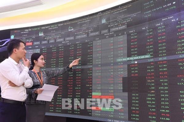 Vietnam, unico mercado de valores en Asia con entrada continua de capital en cuatro meses hinh anh 1