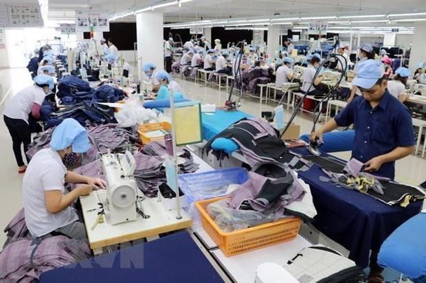 Productos vietnamitas presentes en mercados de Europa del Norte hinh anh 1