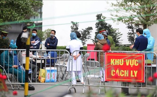 Hanoi pide divulgacion mas efectiva sobre afectaciones del COVID-19 hinh anh 1