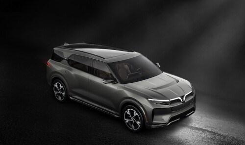 VinFast realizara prueba de vehiculos electricos autonomos en Estados Unidos hinh anh 1