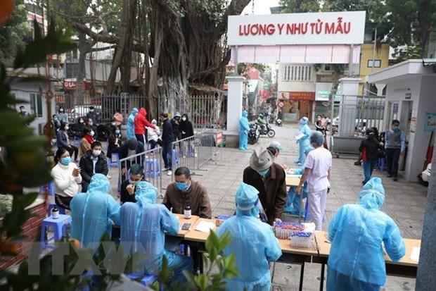 Vietnam reporta 21 casos nuevos de COVID-19 hinh anh 1