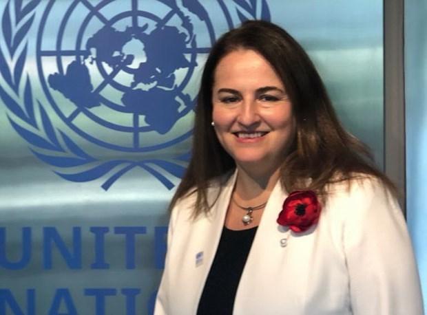 Aprecia ONU Mujeres exito de Vietnam en impulso de igualdad de genero hinh anh 1