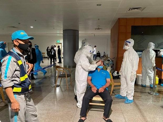 Ciudad Ho Chi Minh registra dos nuevos casos de COVID-19 hinh anh 1