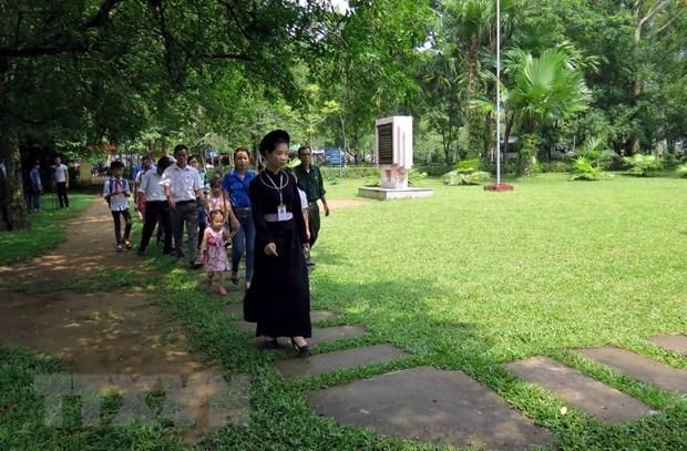 Provincia vietnamita de Tuyen Quang apunta a convertir el turismo en sector economico puntero hinh anh 1