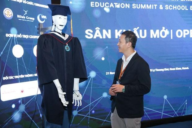 Vietnam avanza en campo de automatizacion y robotica hinh anh 1