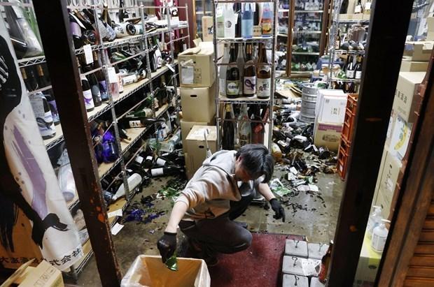 No se reportan victimas vietnamitas en terremoto en Japon hinh anh 1