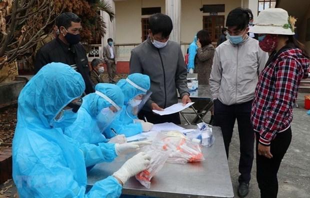 Vietnam reporta otros 33 casos nuevos del COVID-19 hinh anh 1