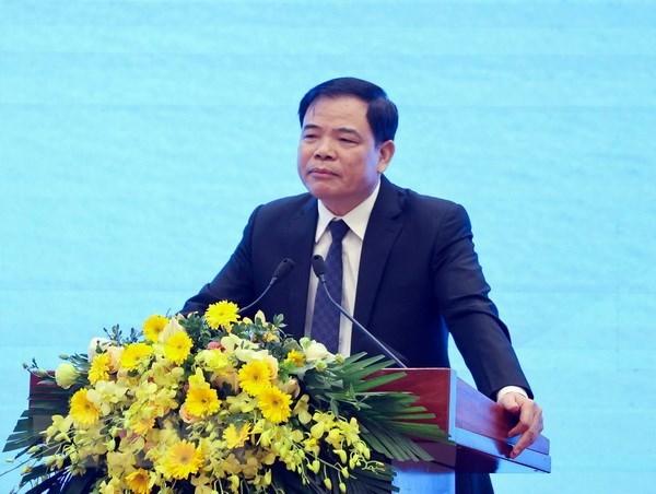 Vietnam por construir una agricultura inteligente y moderna hinh anh 1