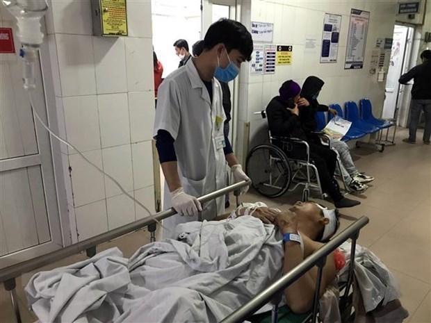 Vietnam reporta 19 fallecidos por accidentes de transito durante cuarto dia del Tet hinh anh 1