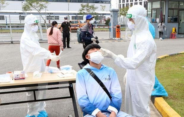 Vietnam registra 40 casos nuevos de COVID-19 hinh anh 1
