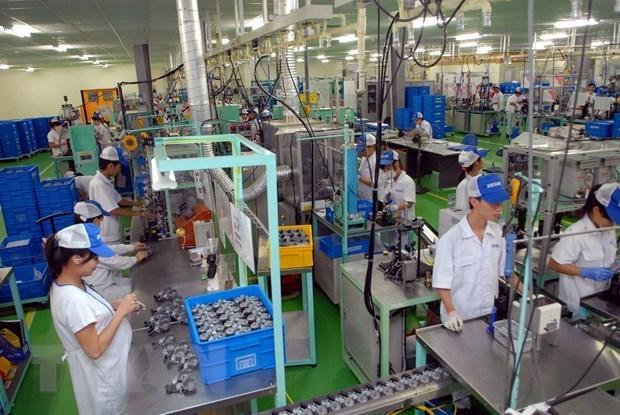 Sector de IED representa el 70 por ciento del valor de exportaciones de Vietnam hinh anh 1