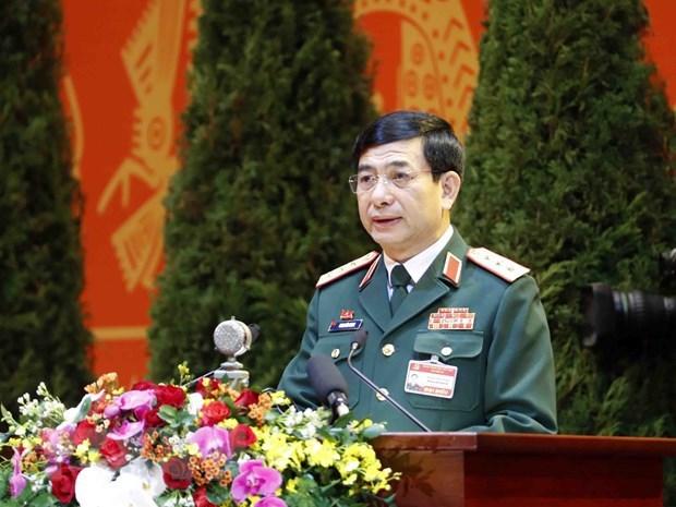 Enaltecen aportes del Ejercito de Vietnam a la seguridad nacional hinh anh 1