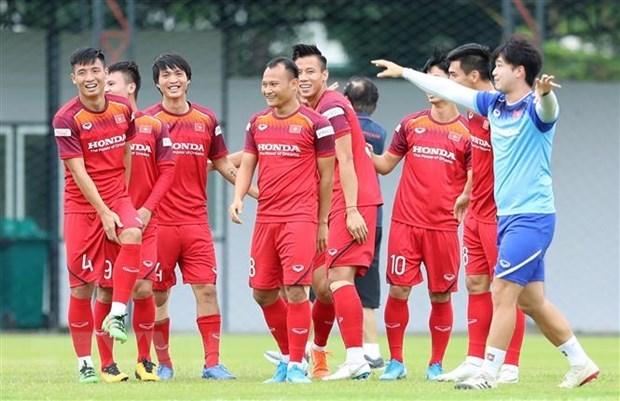 Vietnam sigue siendo el rey de futbol en Sudeste de Asia hinh anh 1