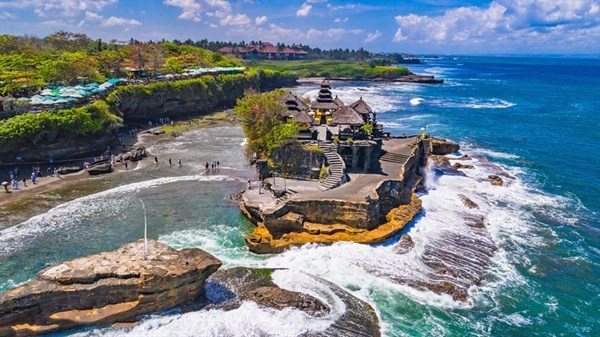 Indonesia busca restaurar el turismo en Bali tras paquete de prestamos preferenciales hinh anh 1
