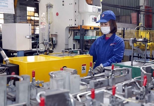 Diplomatico checo destaca estrategia para industria 4.0 de Vietnam hinh anh 1