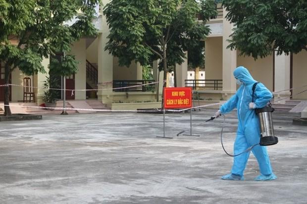 Vietnam sin ningun caso nuevo del COVID-19 hinh anh 1