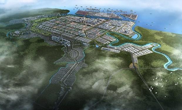 Indonesia establece otras dos zonas economicas especiales hinh anh 1