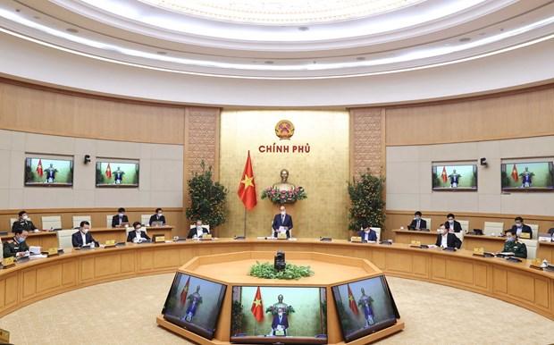 Insta premier vietnamita a acelerar trabajo de gobierno tras dias festivos hinh anh 2