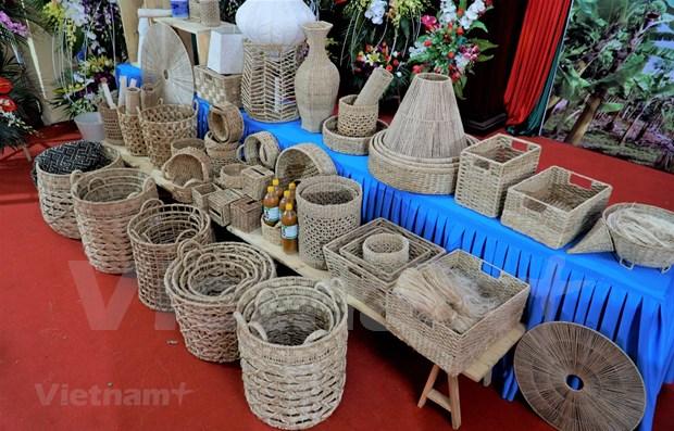 Vitalidad de las fibras de banano vietnamitas hinh anh 1