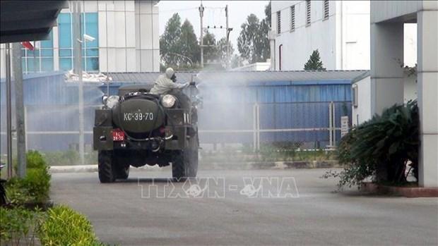 Provincia vietnamita de Hai Duong por acelerar pruebas de COVID-19 hinh anh 2