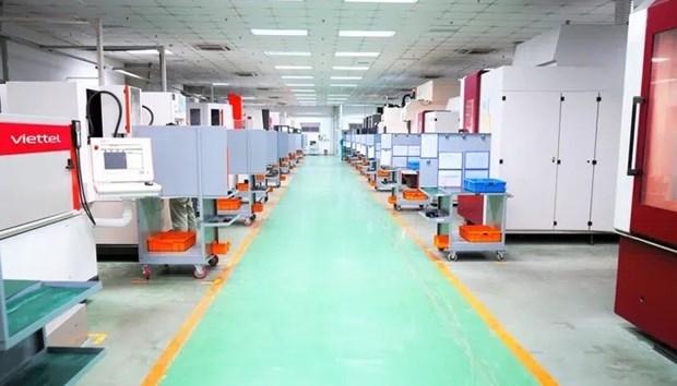 Viettel participa en la cadena de suministro de la industria aeroespacial global hinh anh 1