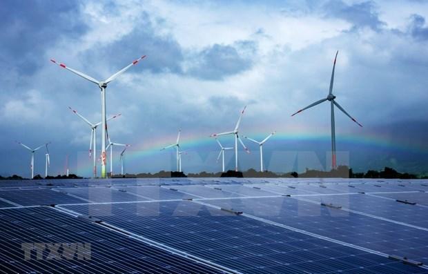 Revisan cuestiones relacionadas con el desarrollo de energia solar en Vietnam hinh anh 1