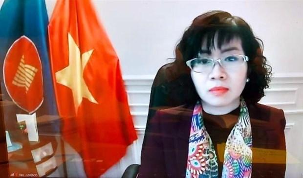 Vietnam comprometido con cooperacion internacional por igualdad de genero hinh anh 1
