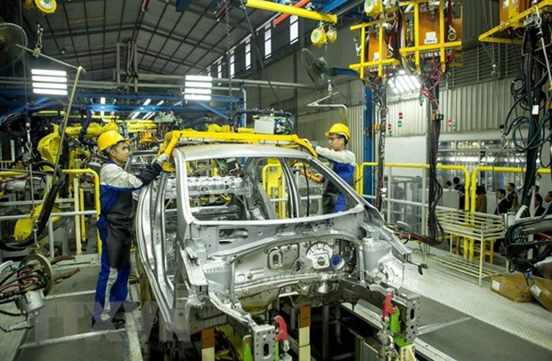 Asia Perspective aprecia el crecimiento economico de Vietnam hinh anh 1