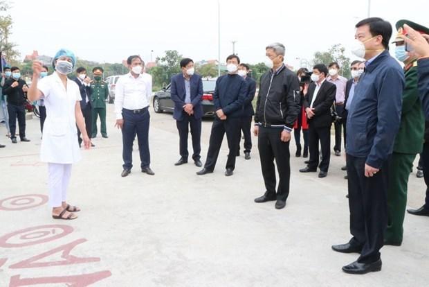 Vietnam amanece sin nuevos casos del COVID-19 hinh anh 1