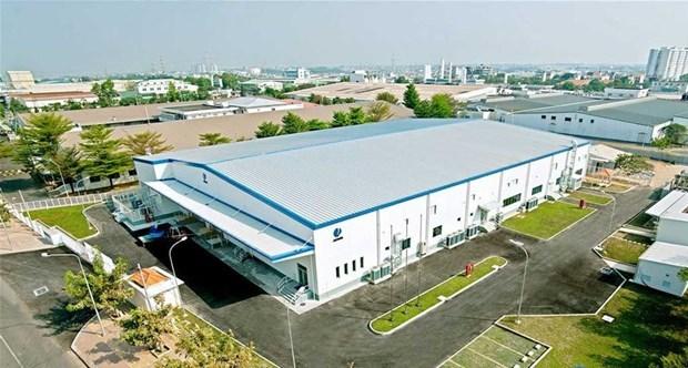 Destinan mas de 123 millones de dolares para construir parque industrial en Vietnam hinh anh 1