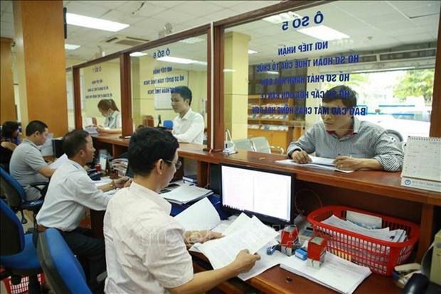 Ministerio de Finanzas solicita prorroga de plazo de pago de impuestos hinh anh 1