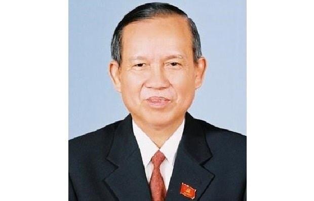 Fallece exviceprimer ministro de Vietnam Truong Vinh Trong hinh anh 1
