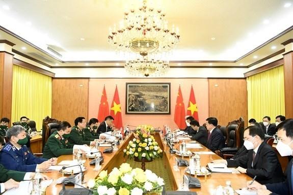 Vietnam y China firman acuerdo de cooperacion para gestion de puertas fronterizas hinh anh 1