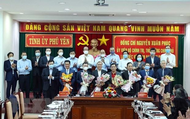 Premier de Vietnam propone agilizar progreso de turismo de Phu Yen hinh anh 2