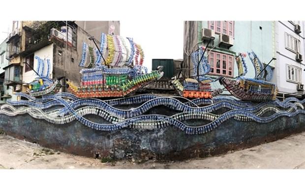 """Lanzan en Vietnam Concurso fotografico """"Historia de residuos plasticos"""" hinh anh 1"""