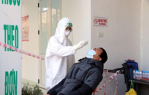 Vietnam detecta 15 nuevos casos del COVID-19 en provincia de Hai Duong hinh anh 1