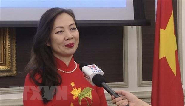 Ideologia antirracista del Presidente Ho Chi Minh capta atencion de academicos canadienses hinh anh 2