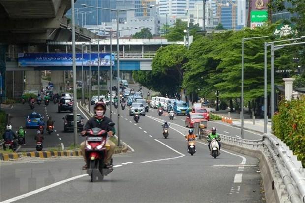 Indonesia ante riesgo de recesion en primer trimestre de 2021 hinh anh 1