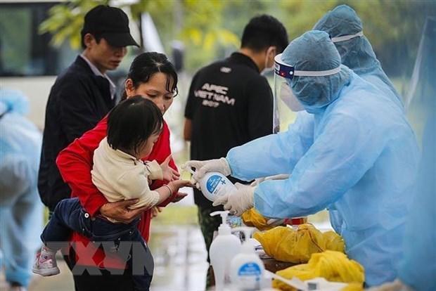 Vietnam detecta nueve casos nuevos del COVID-19 en Hai Duong y Hai Phong hinh anh 1