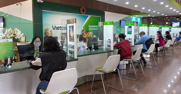 Vietcombank reduce tasa de interes de prestamo hinh anh 1