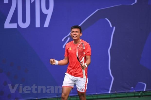 Vietnam acogera Torneo del Grupo III de Copa Davis en Asia-Pacifico hinh anh 1