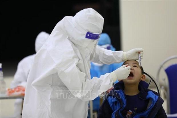 Reporta Vietnam seis nuevos casos del COVID-19 hinh anh 1