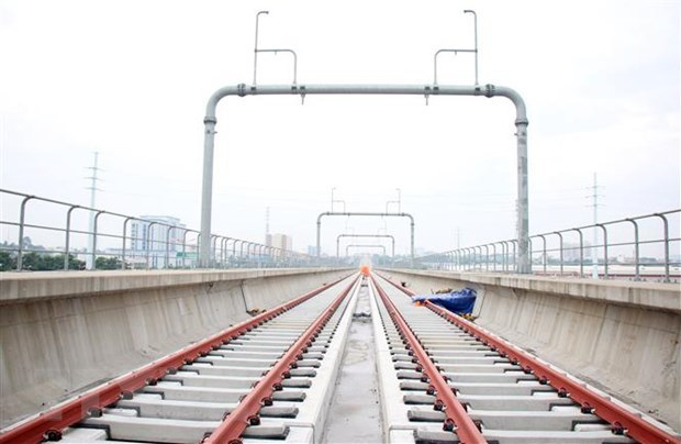 Corea del Sur aspira a invertir en construccion de linea de metro vietnamita hinh anh 1