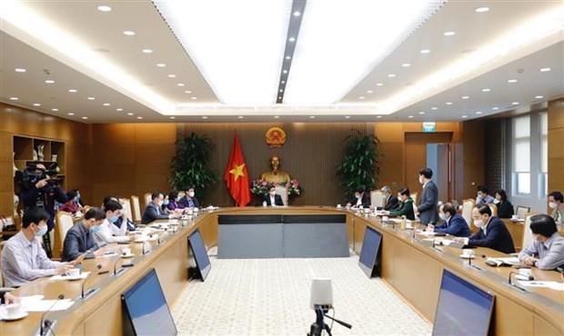 Proponen implementar pruebas masivas del COVID-19 en Vietnam de forma economica y eficiente hinh anh 1
