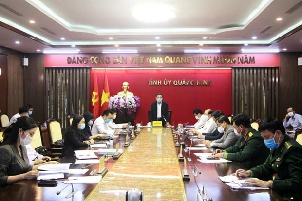 Reabriran en marzo escuelas en provincia vietnamita con medidas mas estrictas contra el COVID-19 hinh anh 1