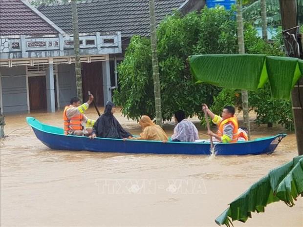 Ayuda sudcoreana a provincia vietnamita en superacion de consecuencias de desastres naturales hinh anh 1