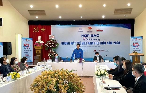 Nominan candidatos para votacion virtual de Premio Rostros Jovenes de Vietnam 2020 hinh anh 1
