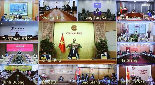 Vietnam fija meta de vacunar a 100 millones de personas contra el COVID-19 hinh anh 1